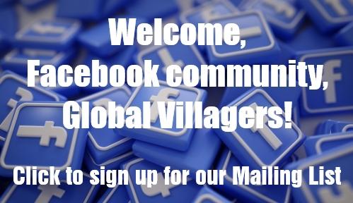 Welcome, Facebook Global Villagers! | World Ancestor Concert